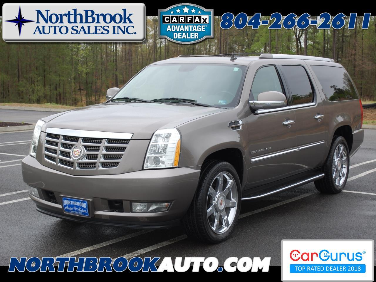 2013 Cadillac Escalade ESV AWD 4dr Luxury