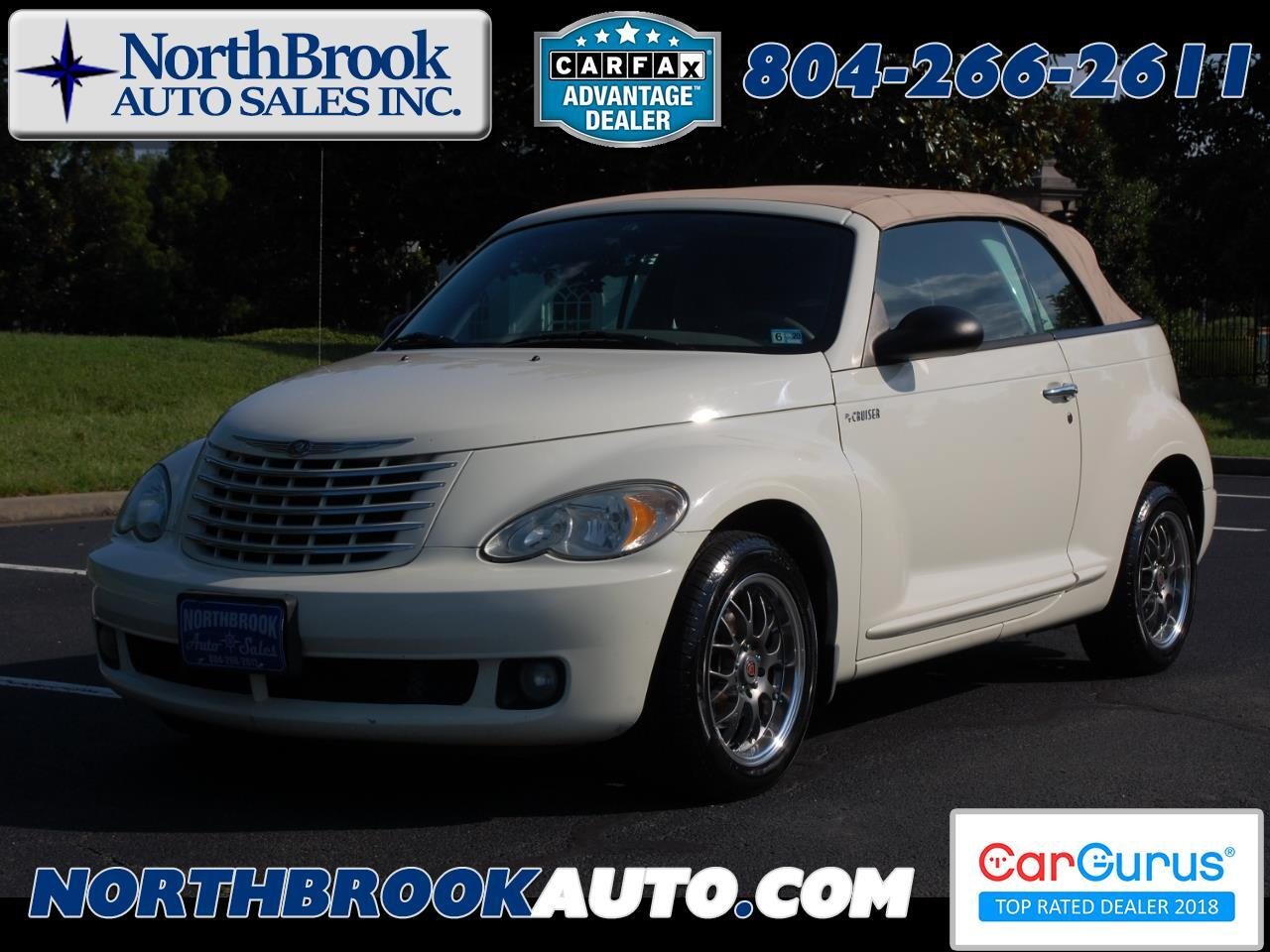 2006 Chrysler PT Cruiser 2dr Convertible Touring