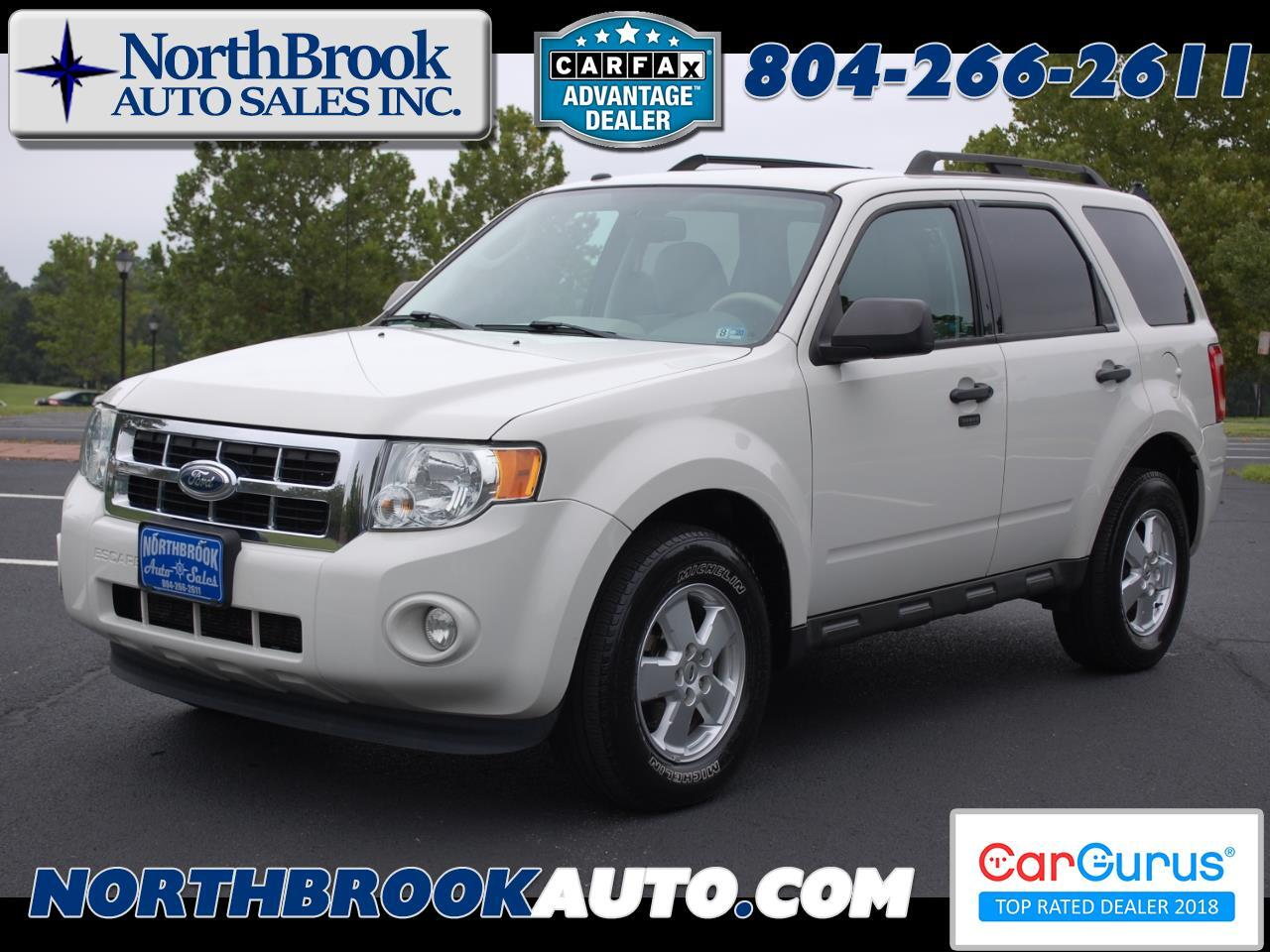 2012 Ford Escape For Sale >> Used 2012 Ford Escape 4wd 4dr Xlt For Sale In Richmond Va