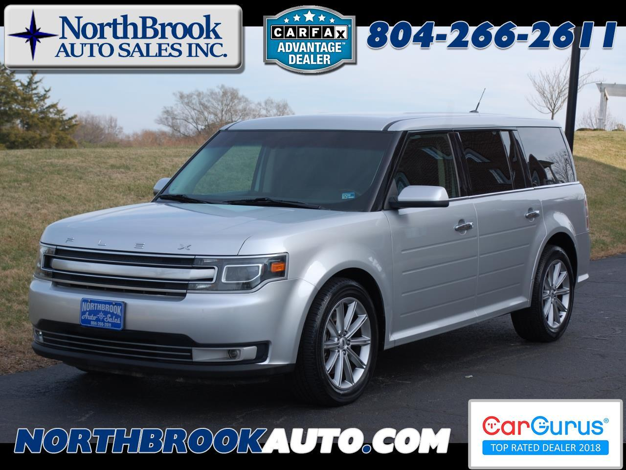 Ford Flex 4dr Limited AWD 2014
