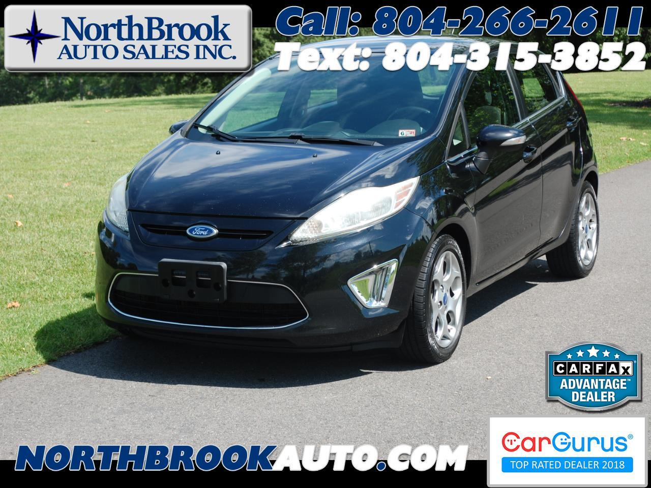 Ford Fiesta 5dr HB SES 2012