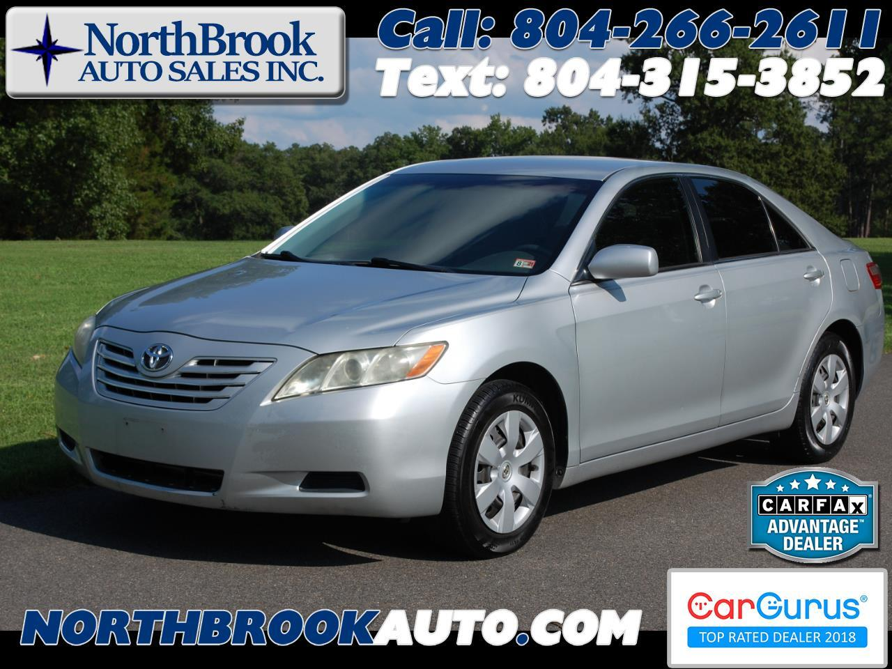 Toyota Camry 4dr Sdn I4 Manual CE (Natl) 2007
