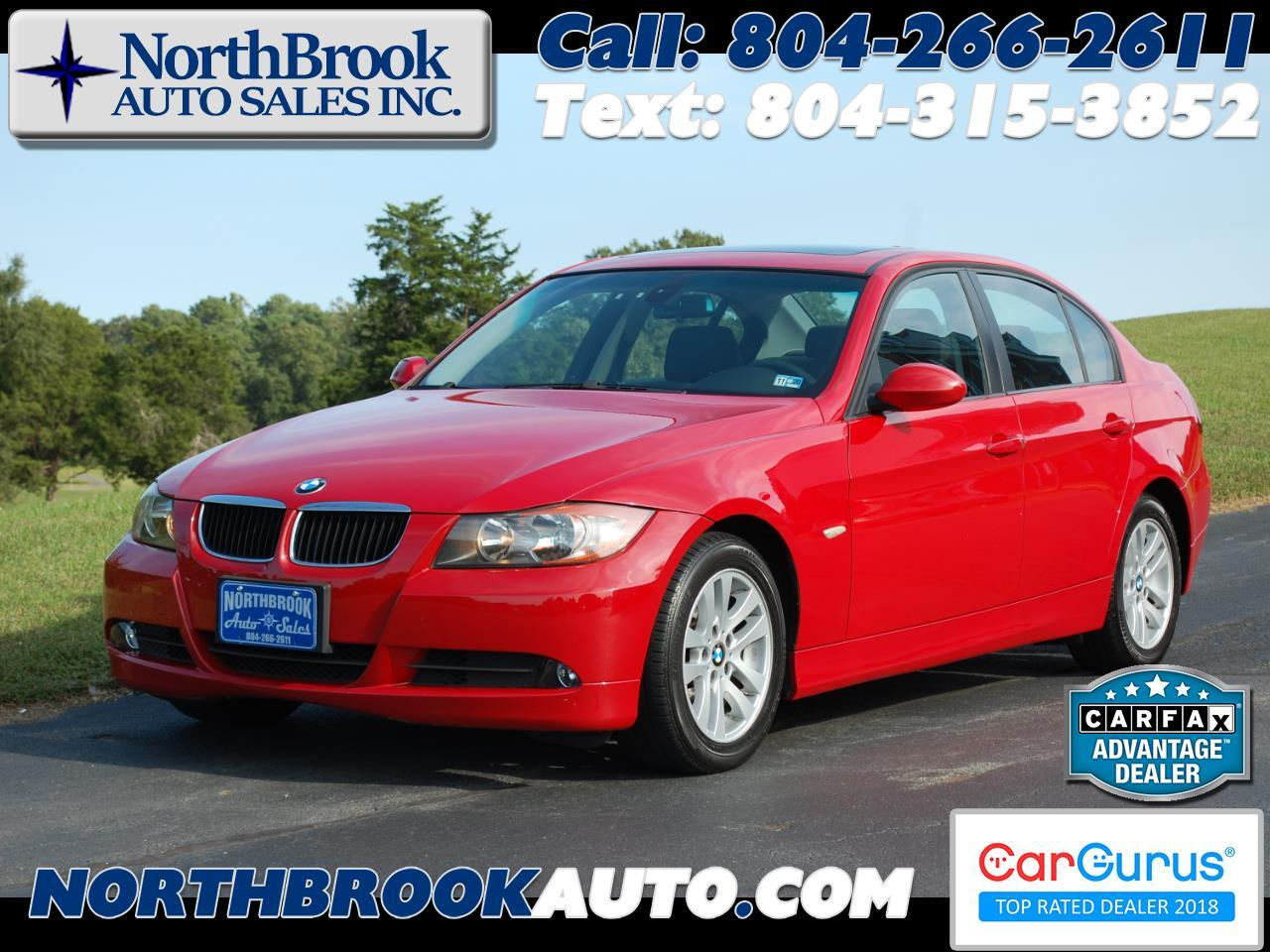 BMW 3 Series 4dr Sdn 328i RWD South Africa 2007