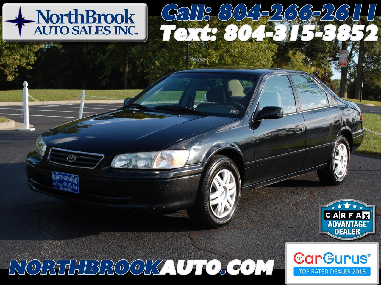 Toyota Camry 4dr Sdn LE Auto (Natl) 2001