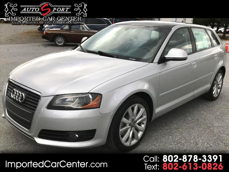 2009 Audi A3 4dr HB AT S tronic 2.0T quattro