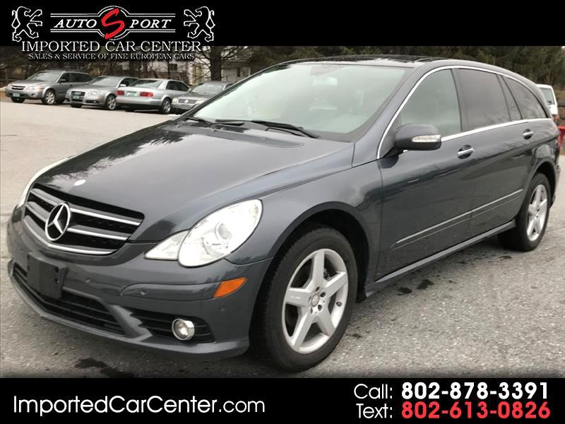 Cars With 3rd Row >> Used 2010 Mercedes Benz R Class R350 4matic W 3rd Row In