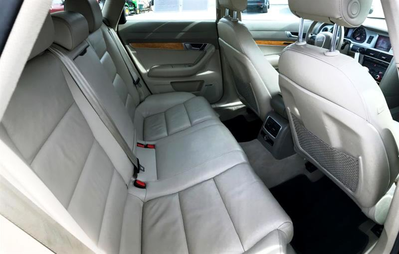 2007 Audi A6 4dr Avant Wgn 3.2L quattro