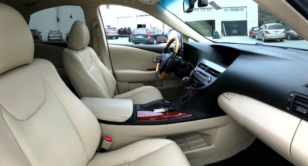 2010 Lexus RX 350 AWD 4dr