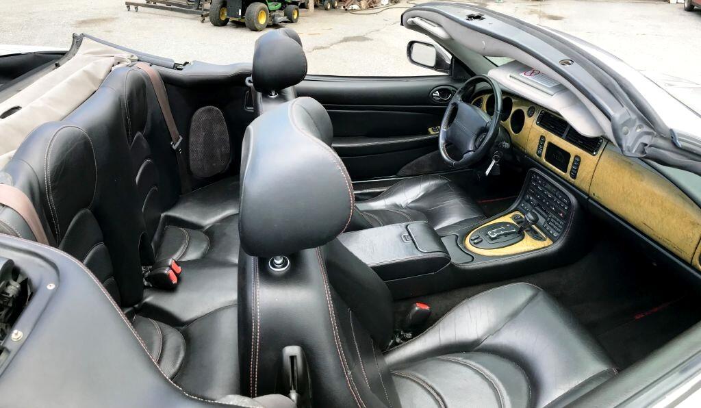2001 Jaguar XK8 2dr Conv Supercharged