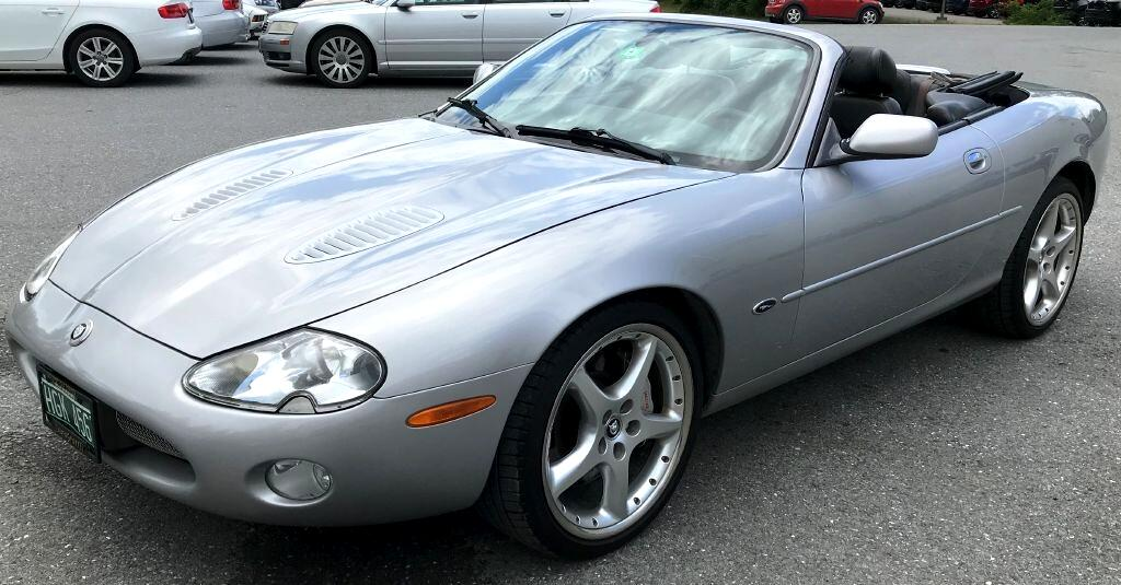 2001 Jaguar XK8 2dr Conv Supercharged