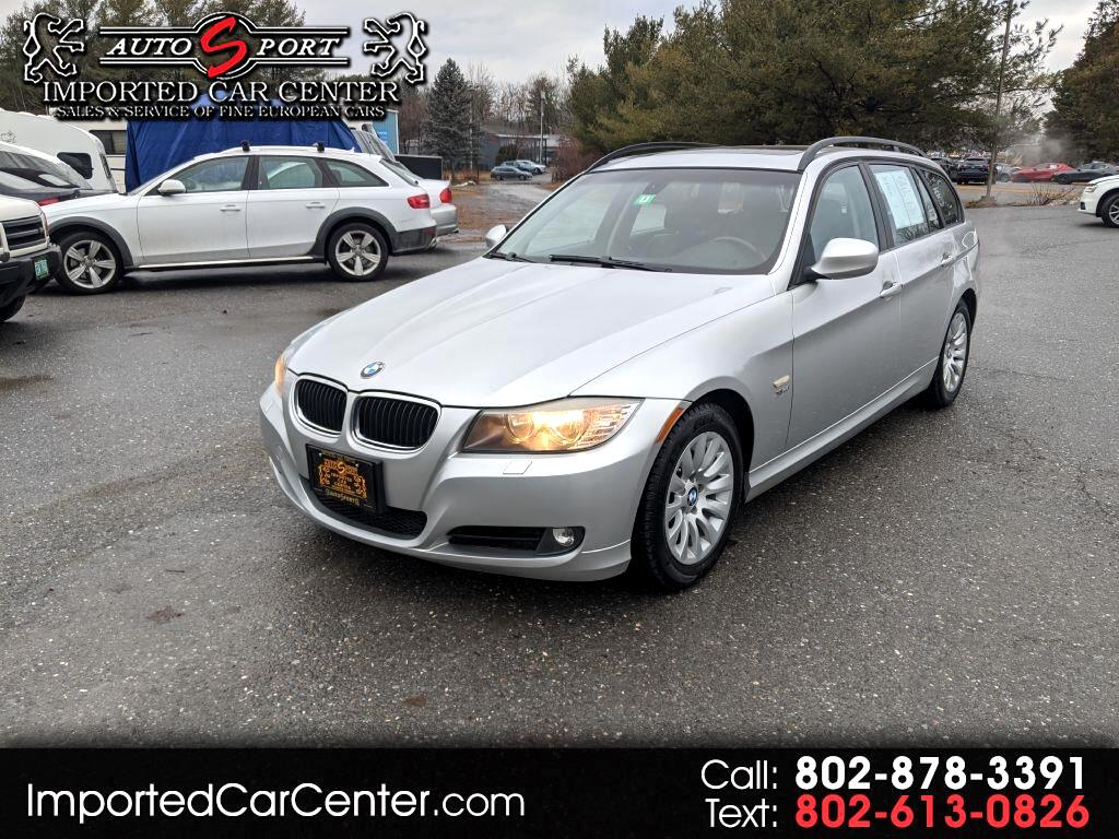 BMW 328 4dr Sports Wgn 328i xDrive AWD 2009