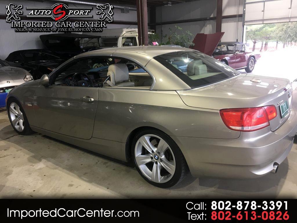 BMW 335 2dr Conv 335i 2007
