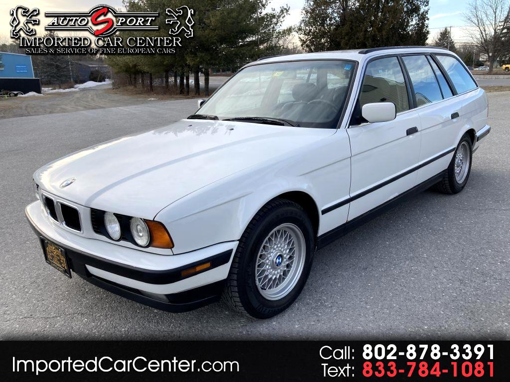 BMW 5 Series 5dr Sports Touring Wagon 530iT 1994