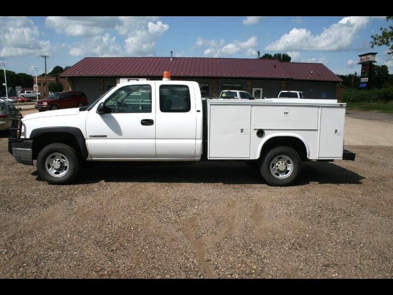 2005 Chevrolet Silverado 2500HD Work Truck Ext. Cab Long Box 4WD