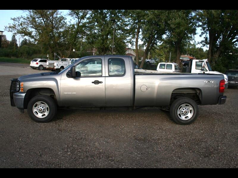 Chevrolet Silverado 2500HD Work Truck Ext. Cab Long Box 4WD 2012