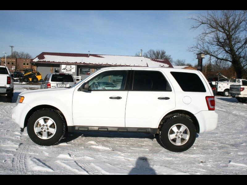 Ford Escape XLS 4WD AT 2011