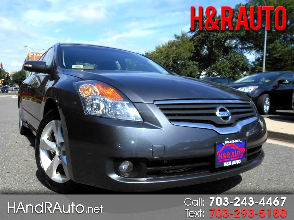 2007 Nissan Altima 4dr Sdn V6 Manual 3.5 SE