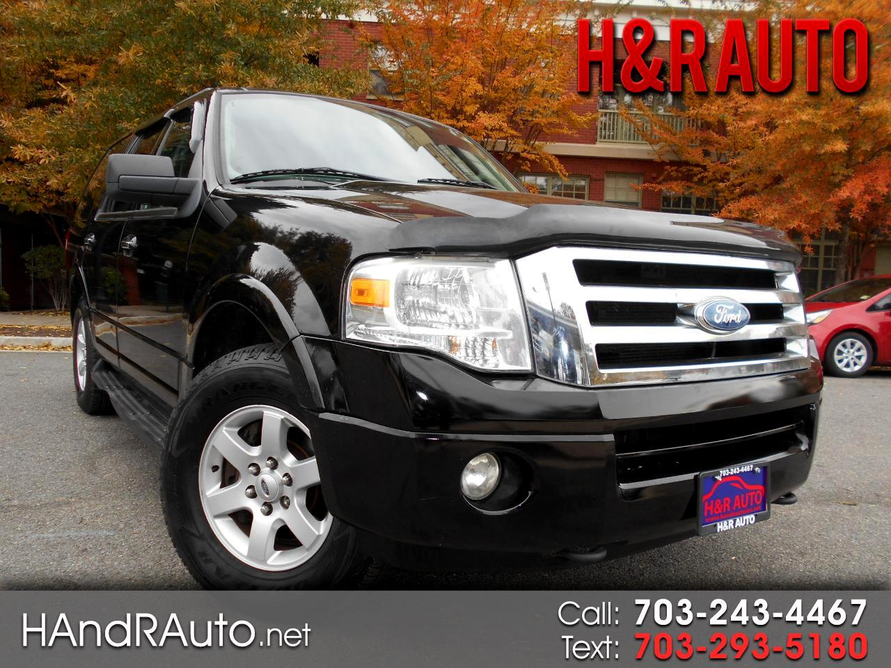 2009 Ford Expedition 4WD 4dr XLT