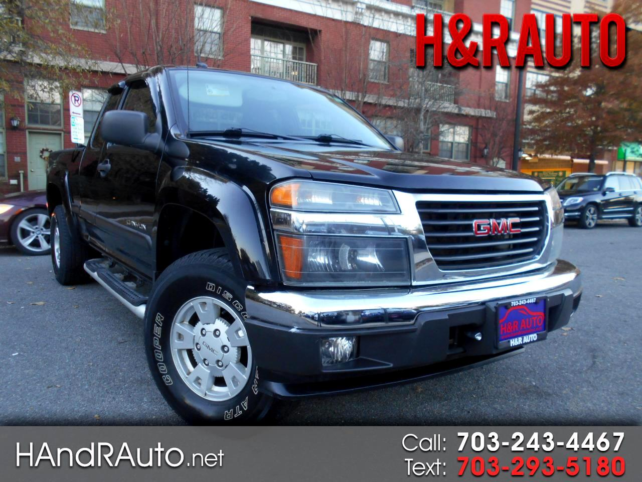 2005 GMC Canyon Ext Cab 125.9