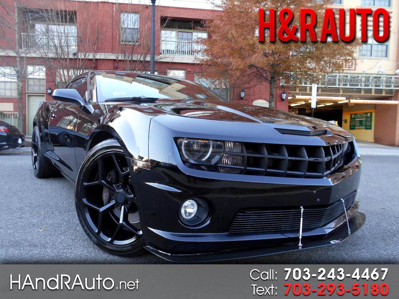 2013 Chevrolet Camaro 2dr Cpe SS w/2SS
