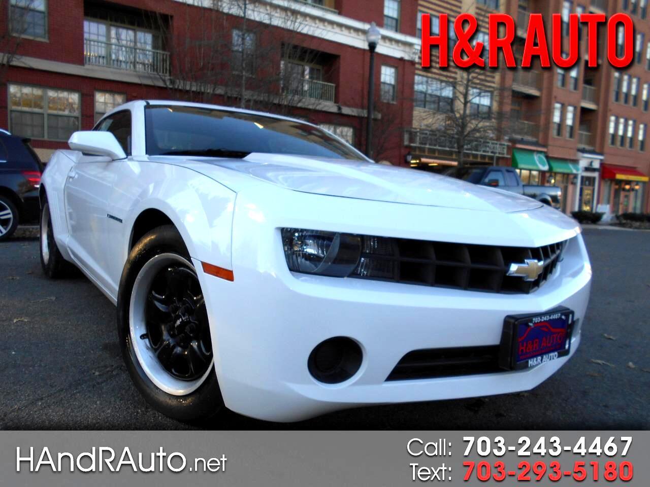 2013 Chevrolet Camaro 2dr Cpe LS w/2LS