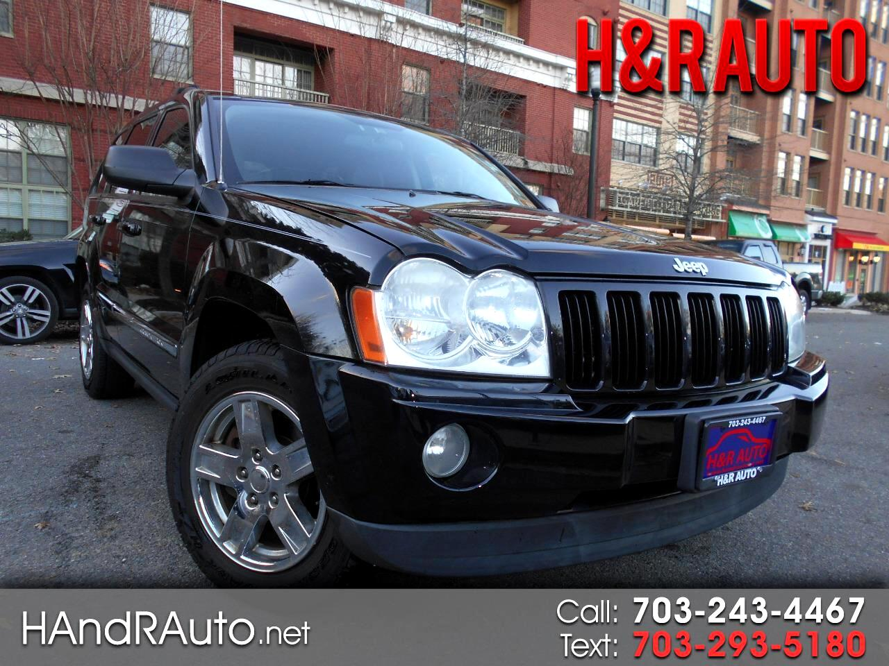 2006 Jeep Grand Cherokee 4dr Laredo 4WD