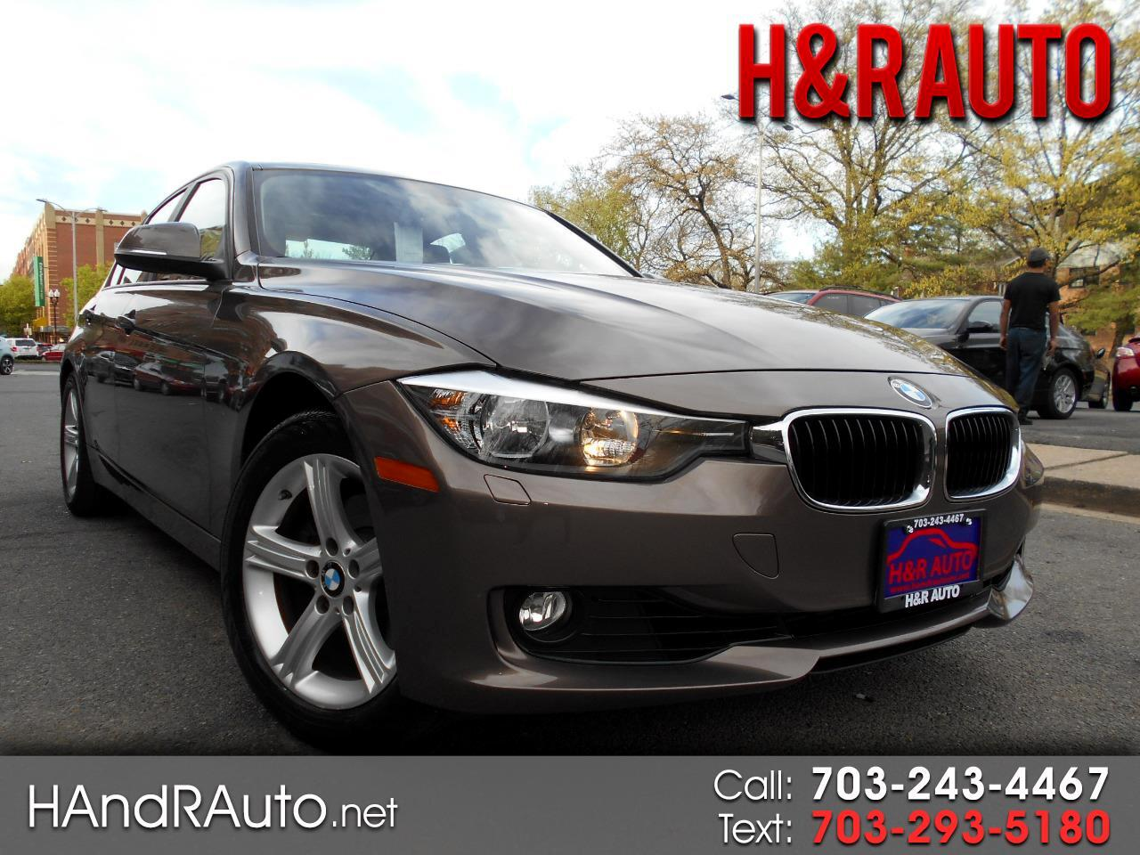 2013 BMW 3 Series 4dr Sdn 328i xDrive AWD South Africa