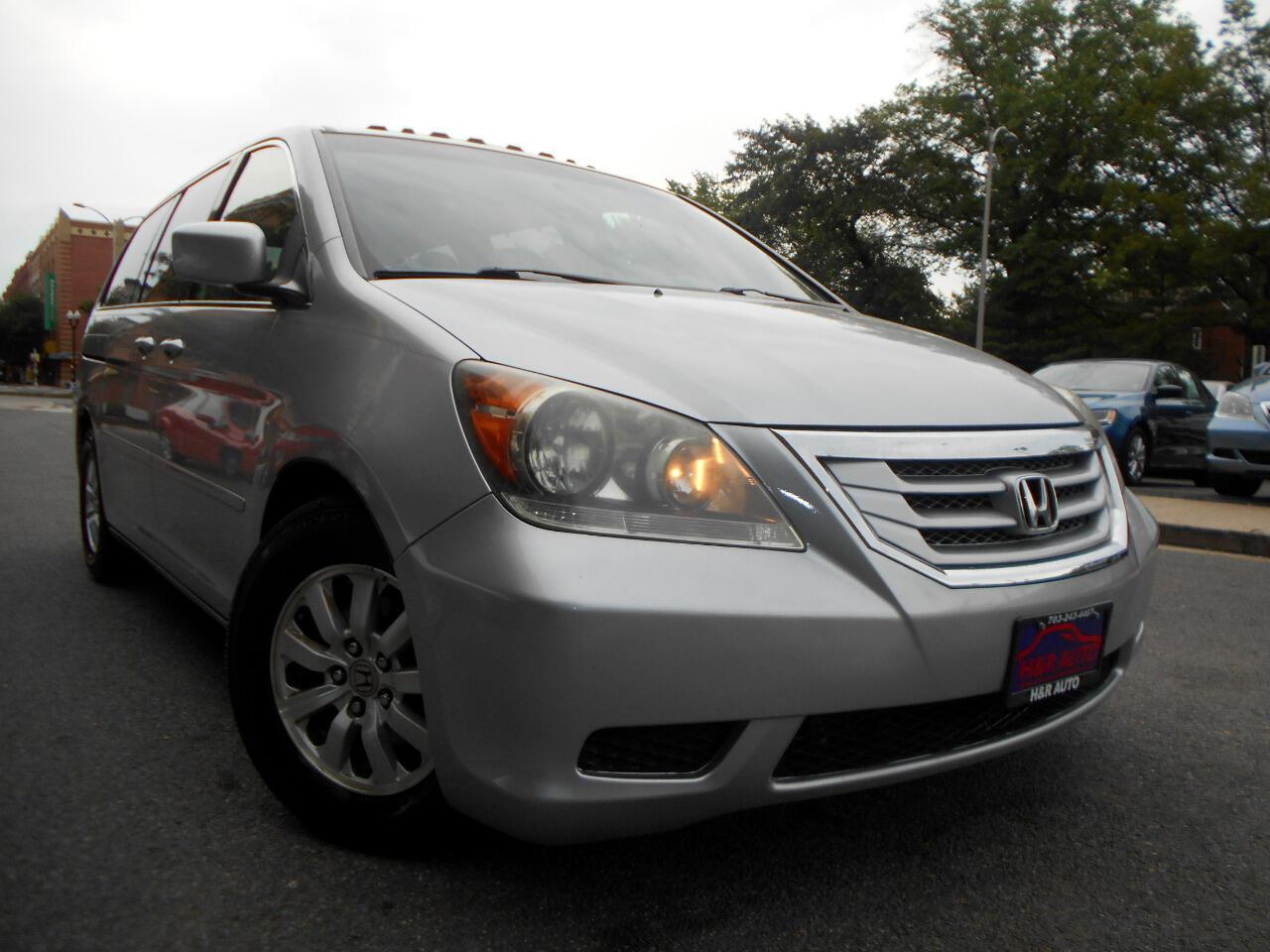 Honda Odyssey 5dr EX-L w/RES 2010