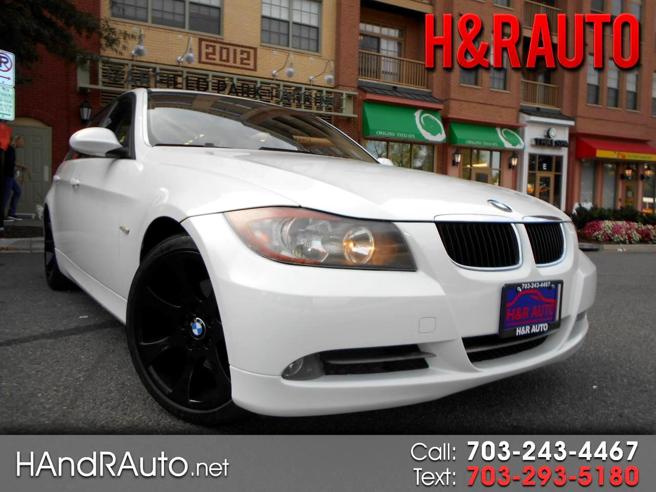 2008 BMW 3 Series 4dr Sdn 335i RWD South Africa