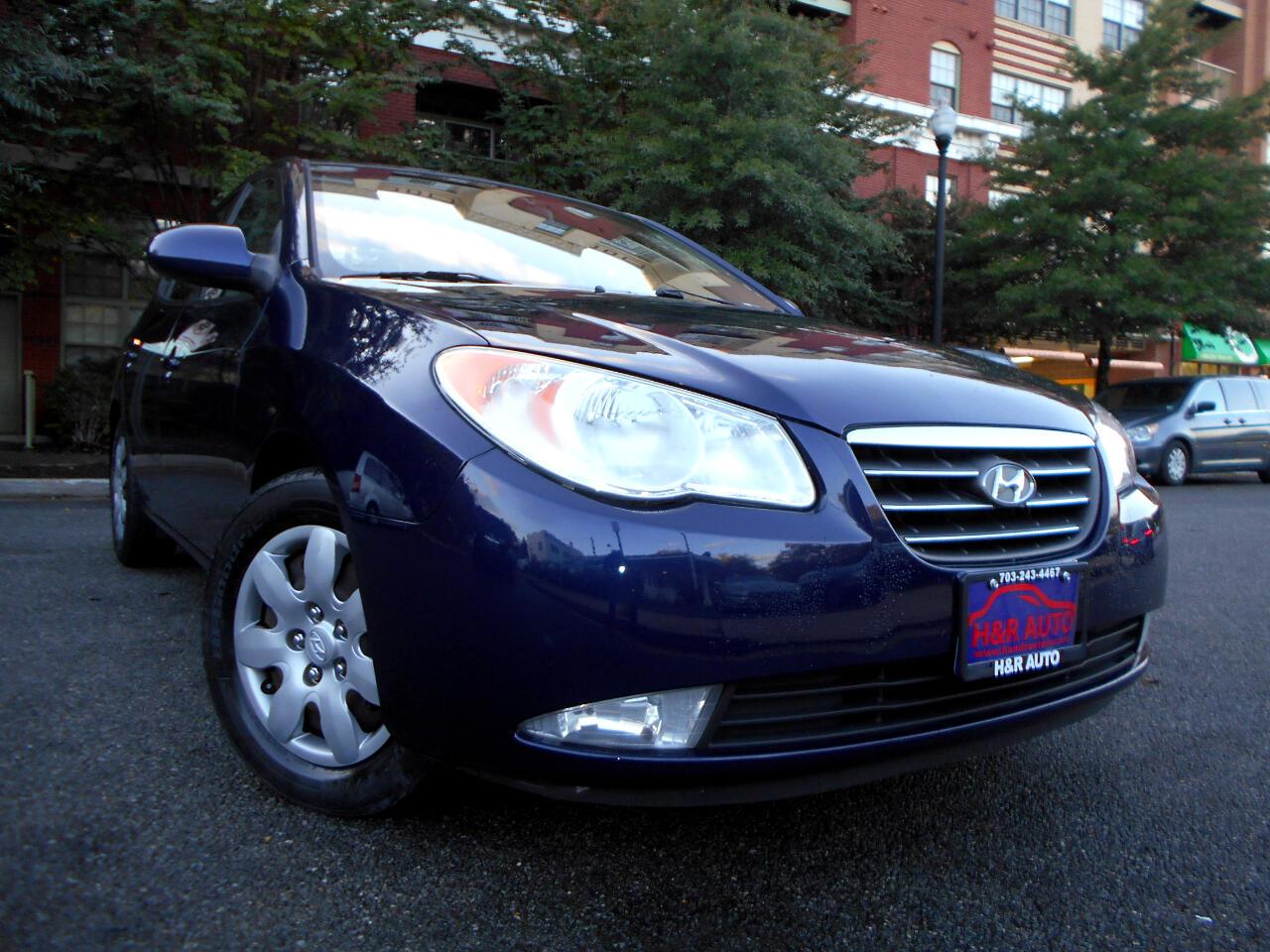 Hyundai Elantra 4dr Sdn Man GLS 2008