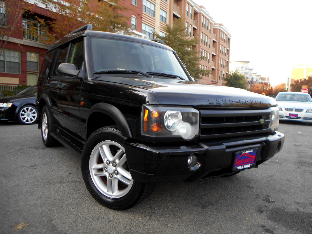 Land Rover Discovery 4dr Wgn SE 2004