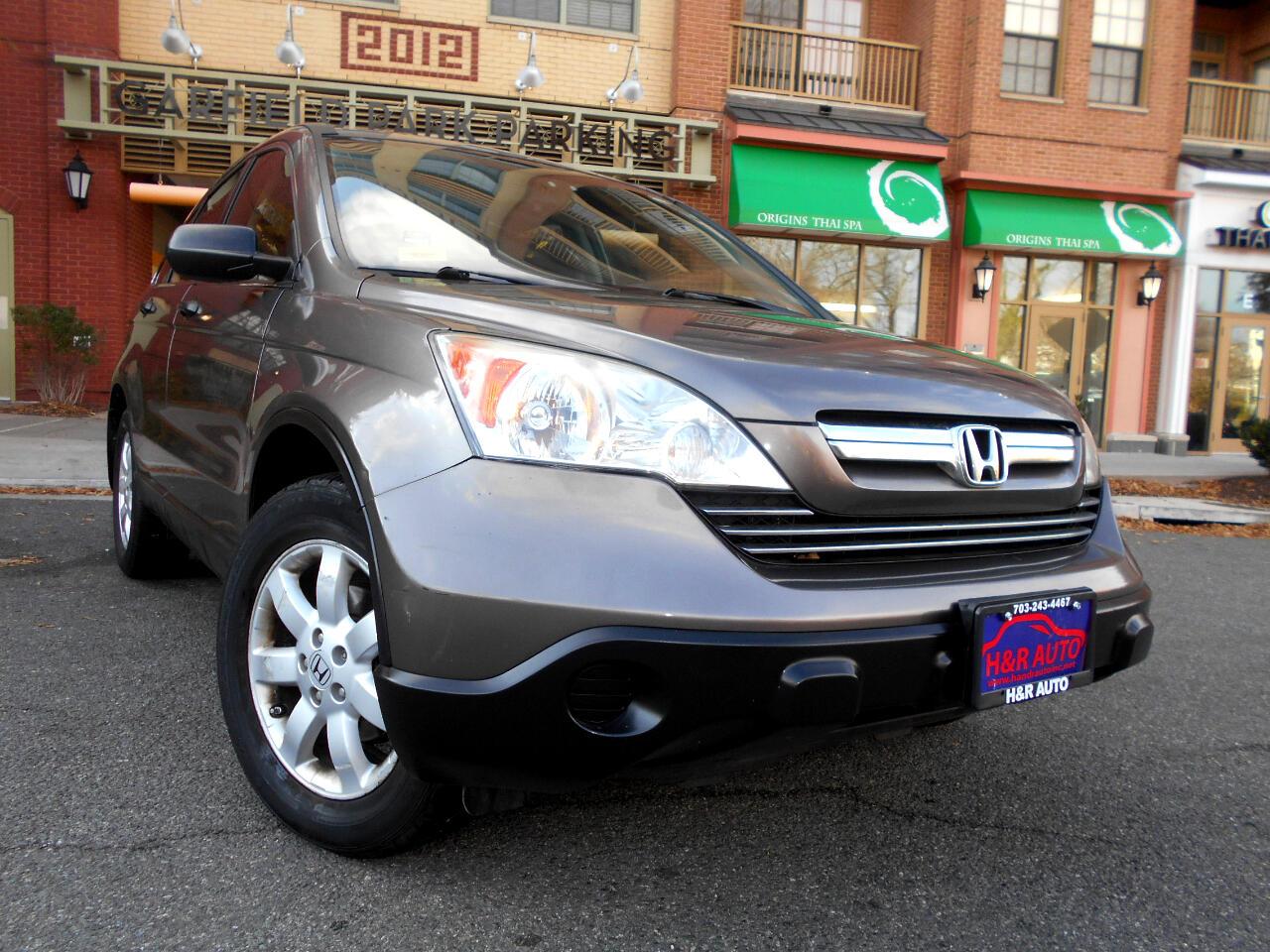 Honda CR-V 4WD 5dr EX 2009