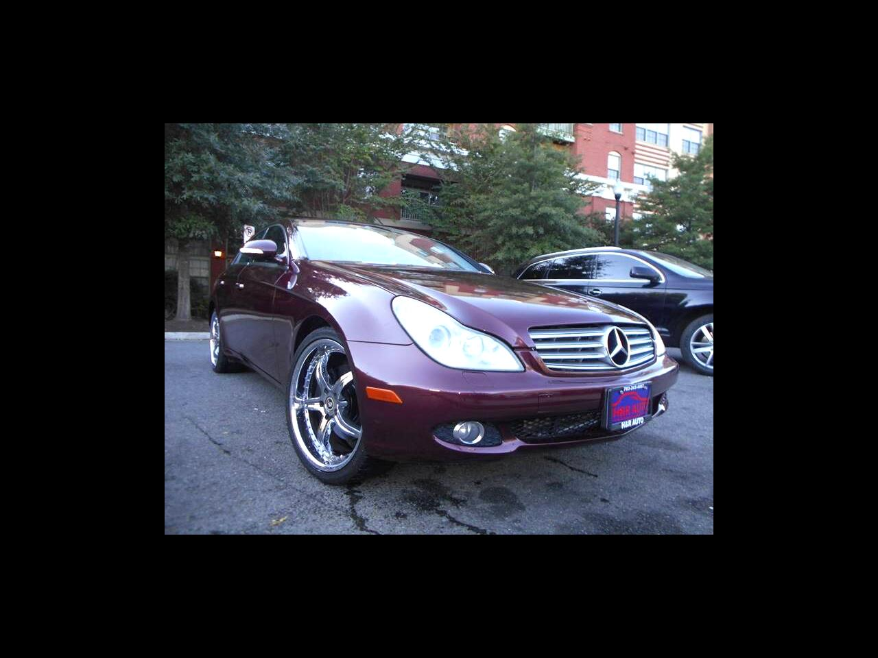 Mercedes-Benz CLS-Class 4dr Sdn 5.0L 2006