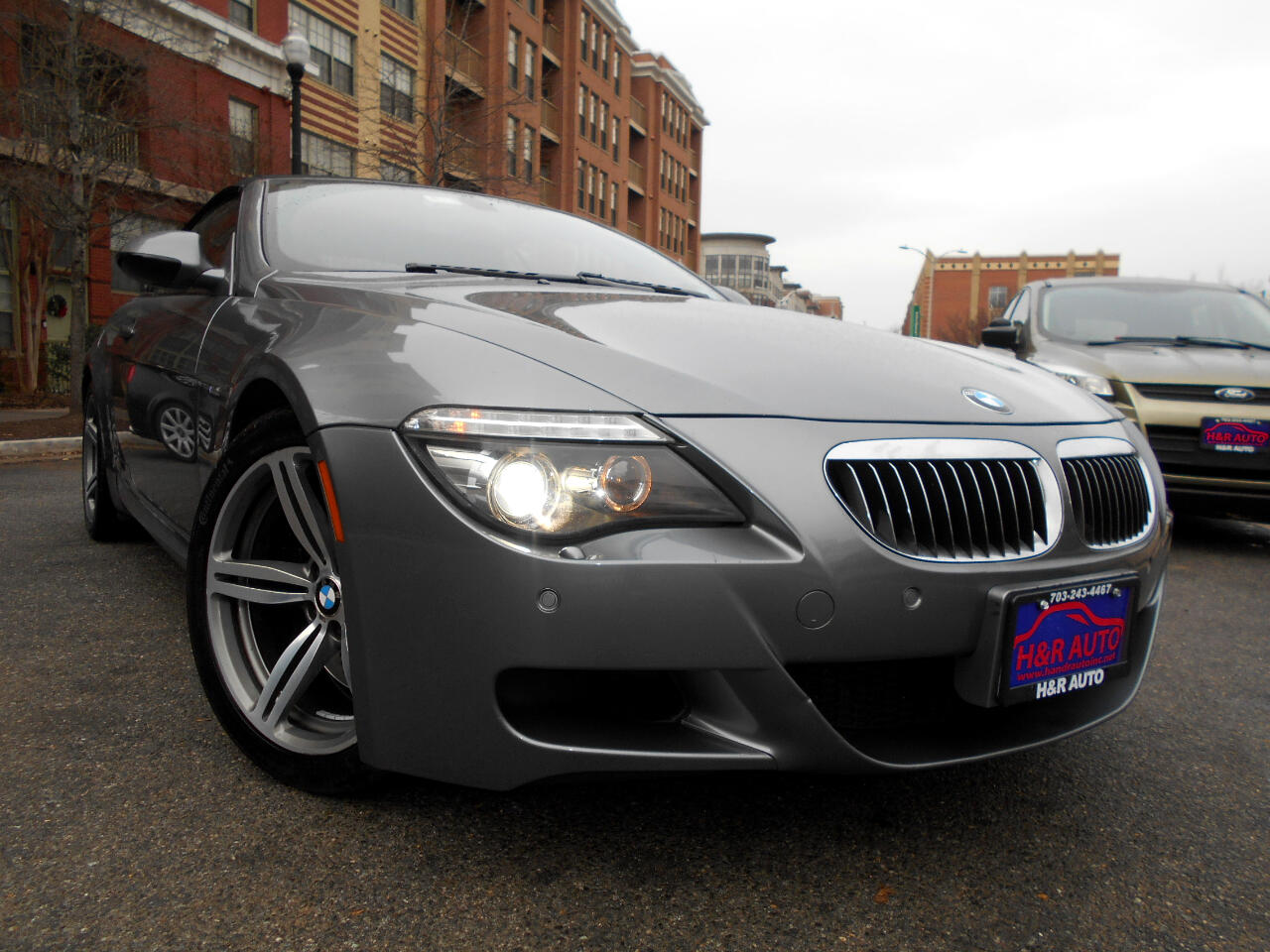 BMW M6 2dr Conv 2009