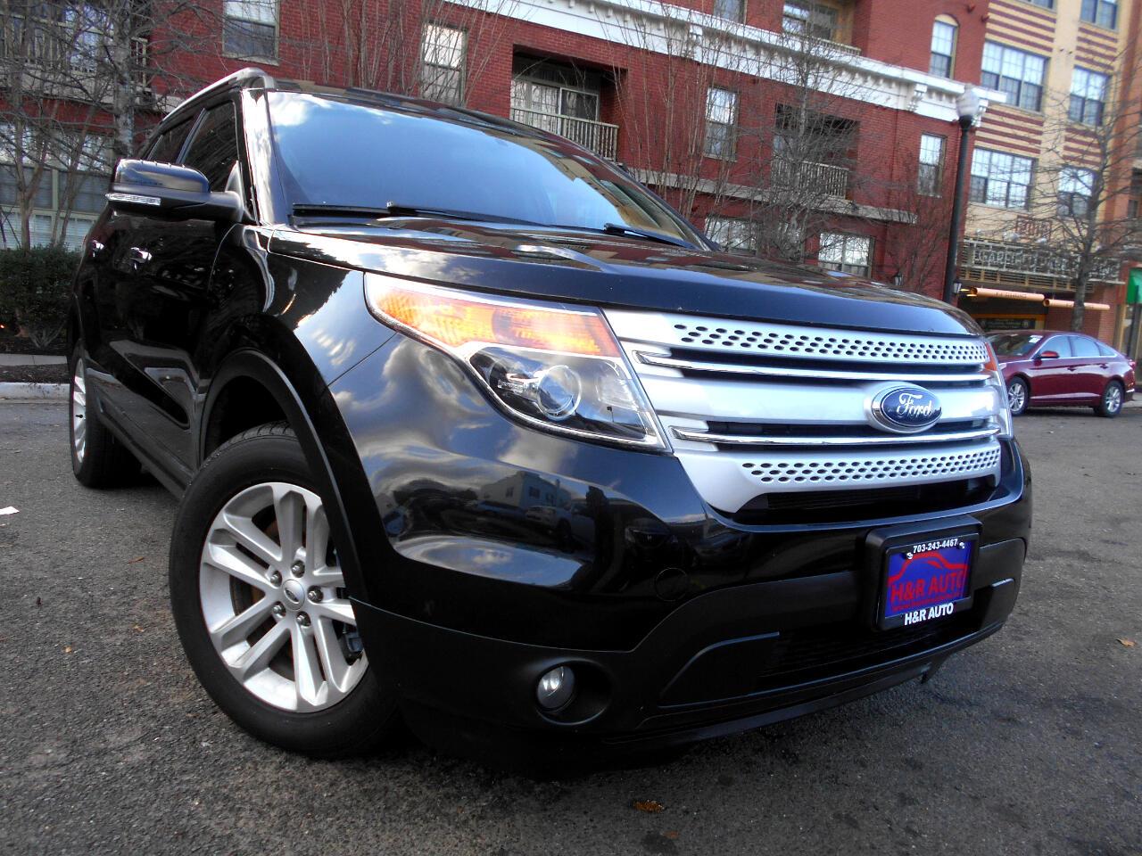 Ford Explorer 4WD 4dr XLT 2013