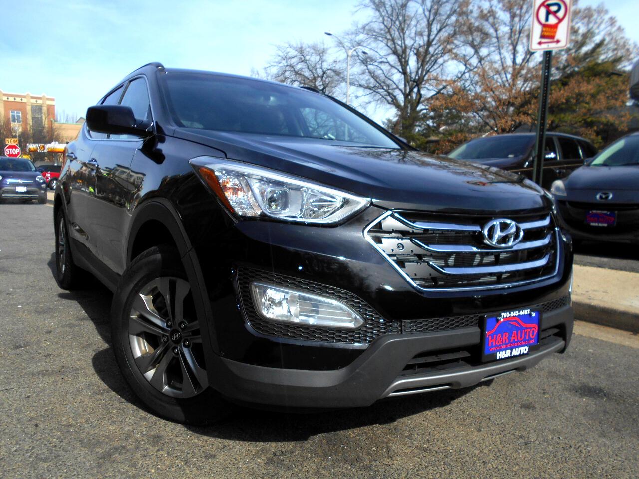 Hyundai Santa Fe Sport FWD 4dr 2.4 2016
