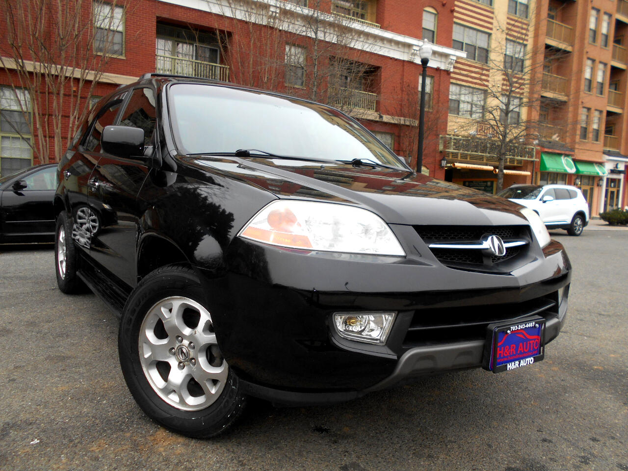 Acura MDX 4dr SUV Touring Pkg 2002