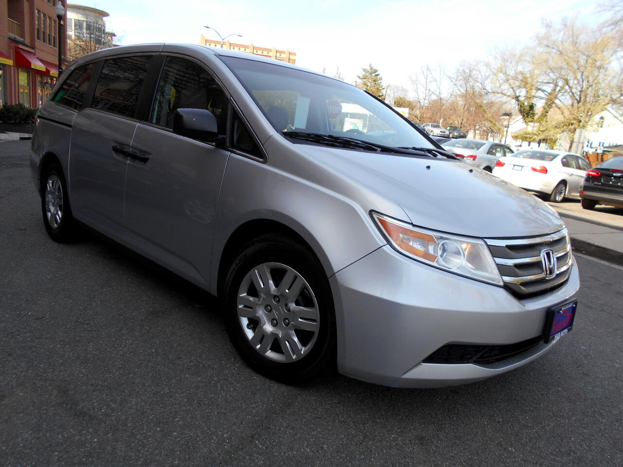 Honda Odyssey 5dr LX 2013