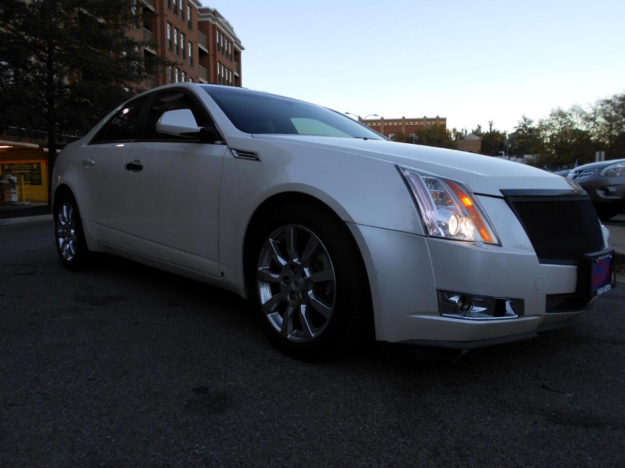 Cadillac CTS 4dr Sdn AWD w/1SB 2009