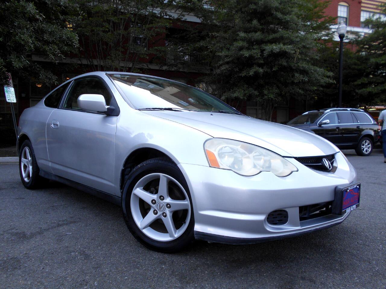 Acura RSX 3dr Sport Cpe Auto 2004