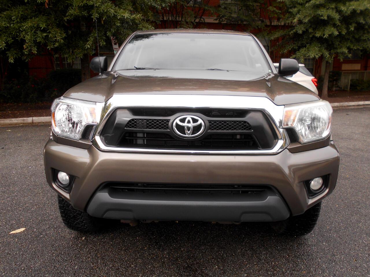 Toyota Tacoma 4WD Access Cab V6 AT (Natl) 2014