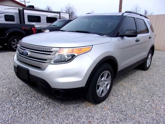 2013 Ford Explorer Base FWD