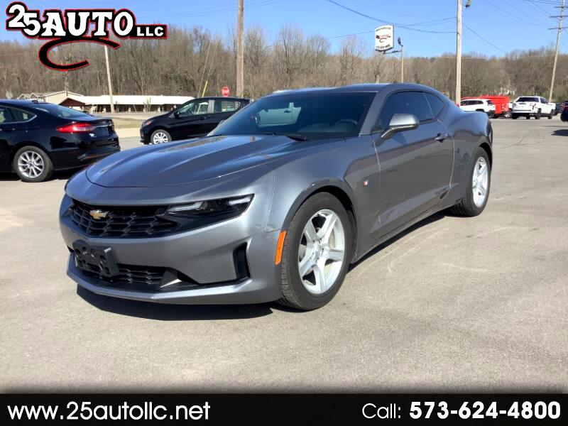 Chevrolet Camaro 1LT Coupe 2020