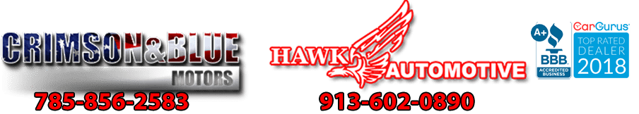 Crimson & Hawk Logo