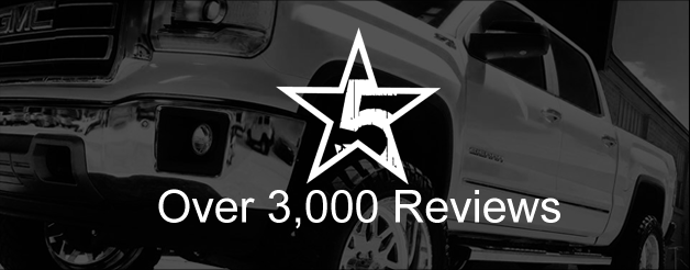 Over 3,000 Reviews