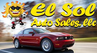 El Sol Auto Sales llc