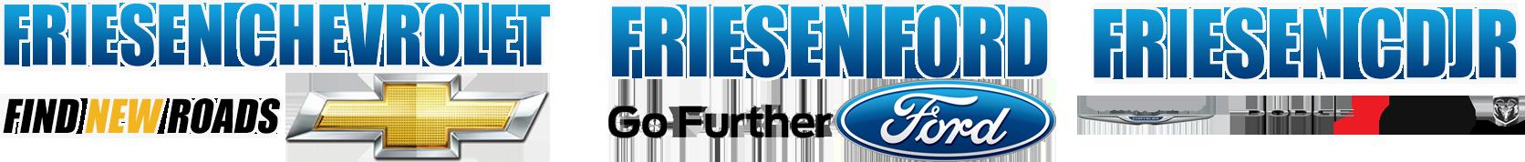 Friesen Auto Group Logo