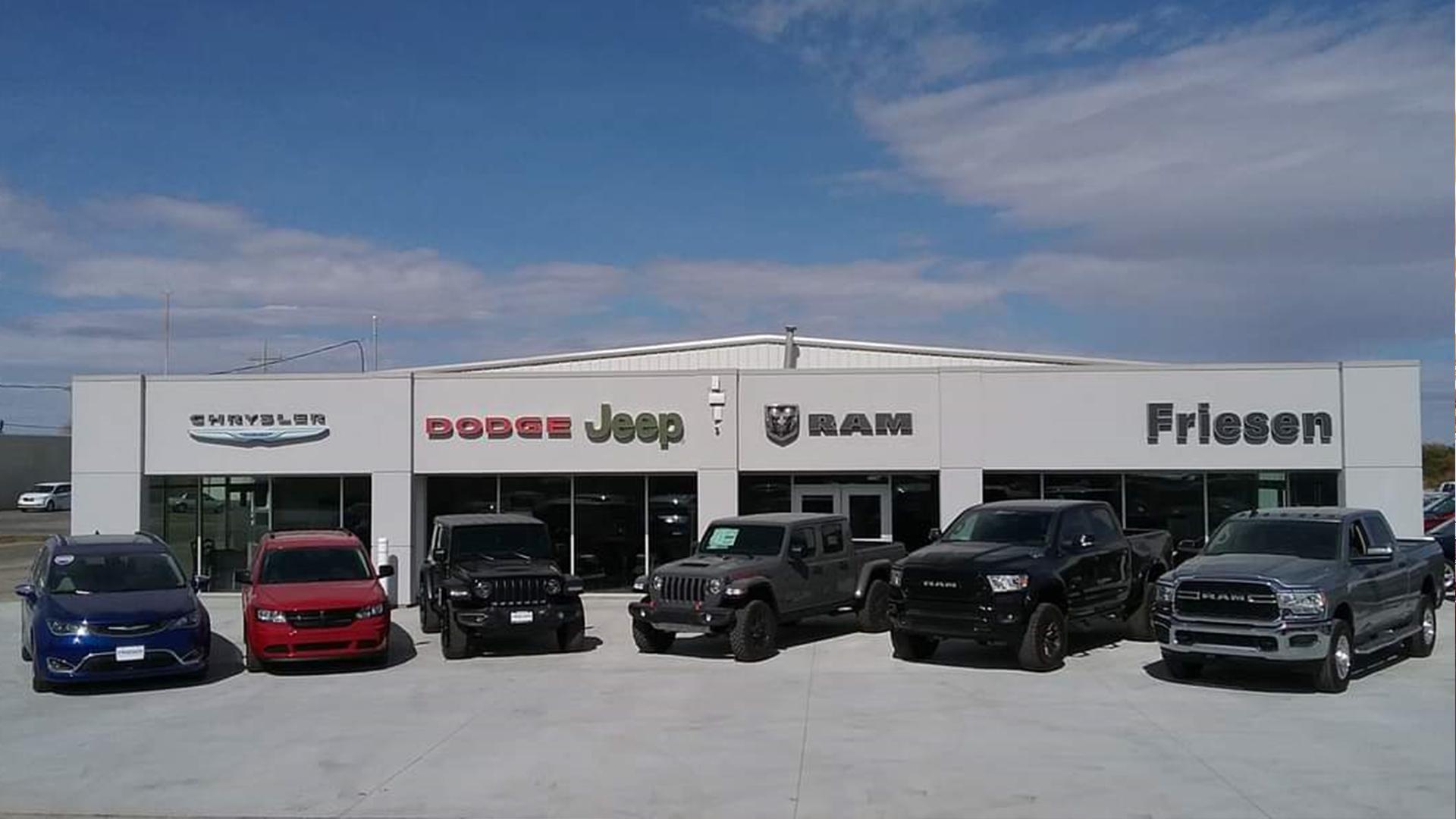 dealership photo