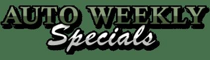 Auto Weekly Specials