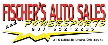 Fischer's Auto Sales & Powersports Logo